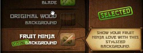《水果忍者》安卓版全战刀解锁攻略
