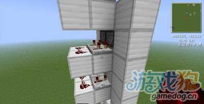 《我的世界》怎么做电梯?