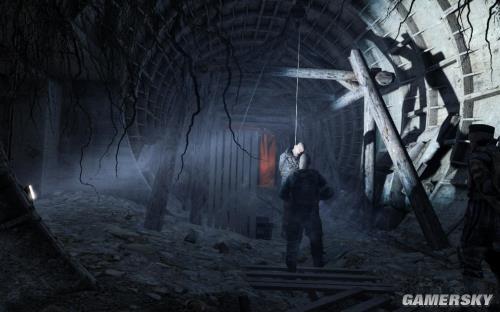 《地铁:最后的曙光》第六章设施图文攻略