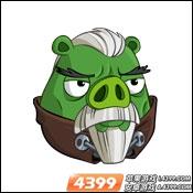 《愤怒的小鸟:星球大战2》外星猪图鉴
