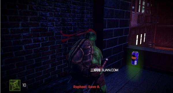 《忍者神龟:脱影而出》游戏第一关通关攻略