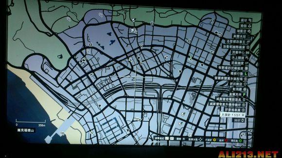 《侠盗猎车手5》埃普西隆教任务五辆豪车停放位置
