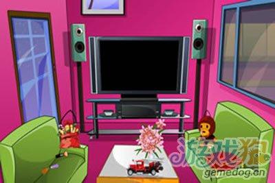 《密室逃脱》粉红色房间逃脱攻略