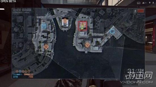 《战地4》上海之围地图4大隐藏电梯位置攻略