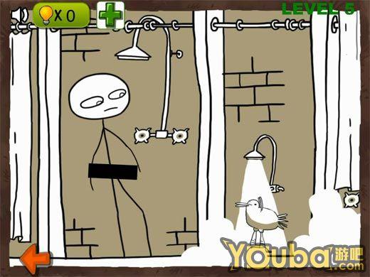《史上最抓狂的游戏》part1-5关玩法攻略