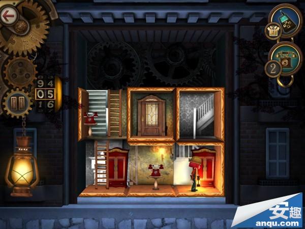 《豪宅之谜》第1-18关卡:移动墙壁三星图文攻略