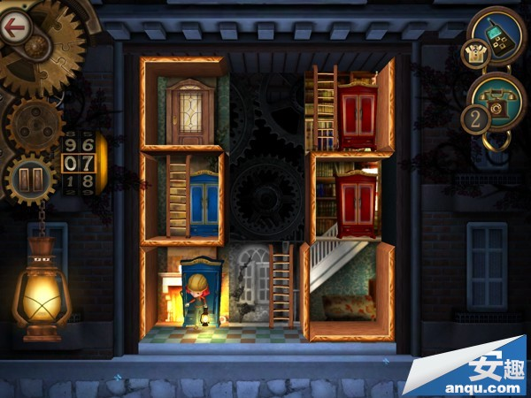 《豪宅之谜》第1-19关卡:马掌三星图文攻略