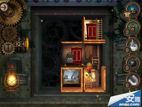 《豪宅之谜》第2-13关卡:保持距离过关图文攻略