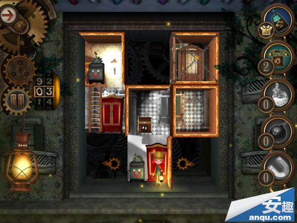 《豪宅之谜》第2-15关卡:举起来扔掉过关图文攻略
