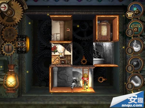 《豪宅之谜》第2-20关卡:懒惰的炸弹过关图文攻略