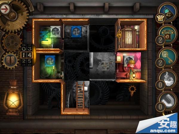《豪宅之谜》第3-10关卡:穿出浓烟通关攻略