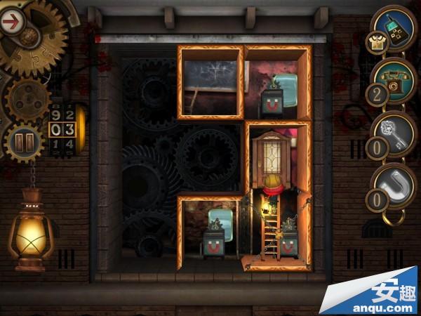 《豪宅之谜》第3-11关卡:对接口通关图文攻略