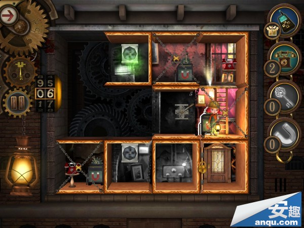 《豪宅之谜》第3-18关卡:拉不拉得动图文通关攻略