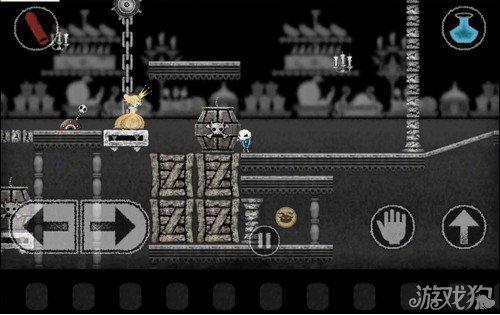 《dokuro多克罗》骷髅王子第4章通关攻略