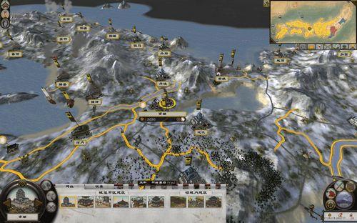 《信长之野望14》游戏问答:游戏可以调兵吗?