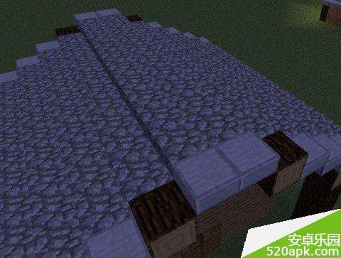 《我的世界》屋檐小木屋制作方法教程