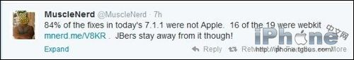 越狱的苹果手机能升级iOS 7.1.1吗