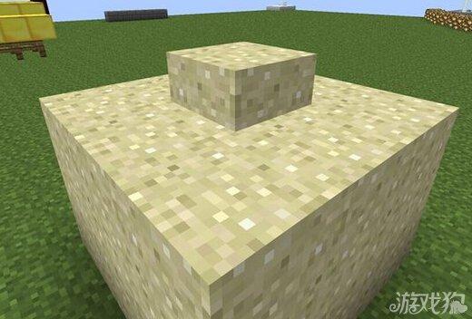 《我的世界》自定义半砖特别的建筑方法