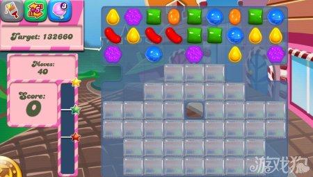 《糖果粉碎传奇Candy Crush Saga》6,7,8,9,10关过关攻略