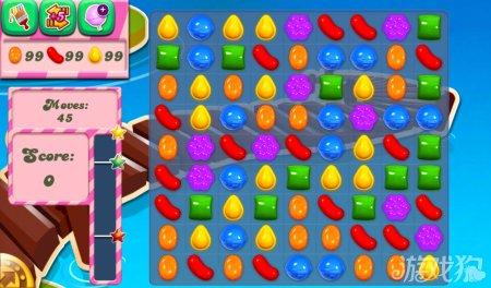 《糖果粉碎传奇Candy Crush Saga》139,140,141关过关攻略