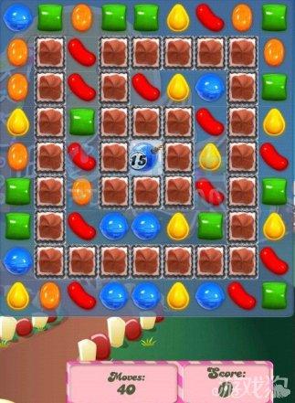 《糖果粉碎传奇Candy Crush Saga》142,143,144关过关攻略