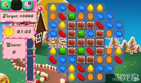 《糖果粉碎传奇Candy Crush Saga》151,152,153关过关攻略