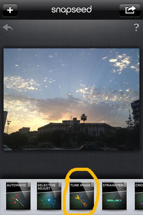 如何用手机修出美翻天的hdr风景照