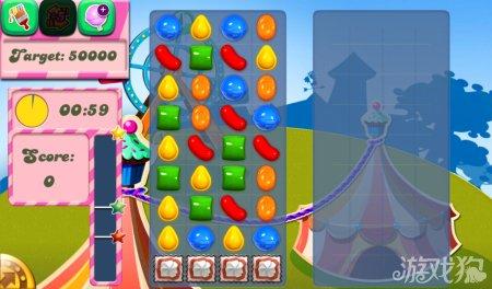 《糖果粉碎传奇Candy Crush Saga》175,176,177关过关攻略
