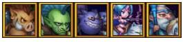 《刀塔传奇》JJC双头龙常见阵容及应对方法