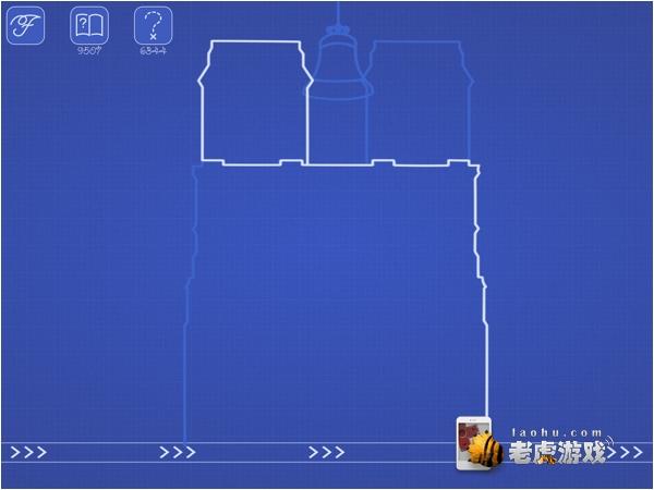 《划线拼图》(find the line)第106-109关图文攻略