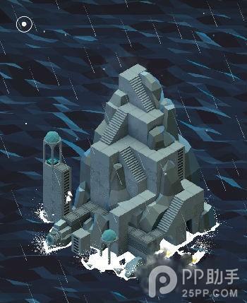 《纪念碑谷》原版第九章:斜坡攻略