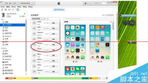 iPhone手机如何彻底删除itunes程序列表中的运用