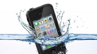 iphone6掉水里如何解决