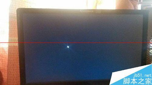 电脑开机黑屏只有鼠标是怎么回事