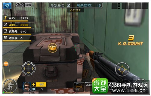 《全民枪战》挑战模式中,玩家要如何补充子弹