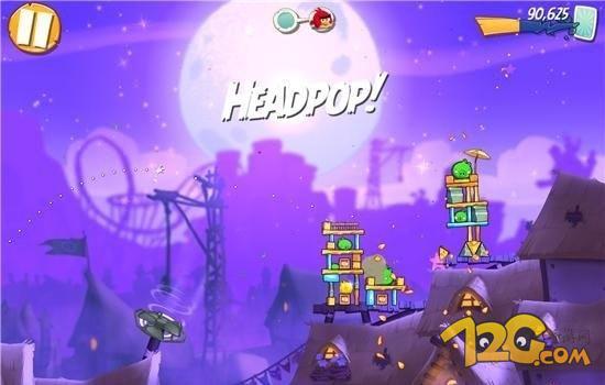 《愤怒的小鸟2》无限宝石版下载