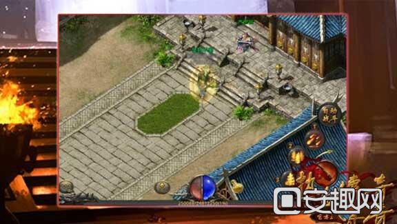 《热血传奇》手机版战队争霸赛怎么玩