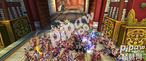 《六龙争霸3D》擂台对手选择技巧