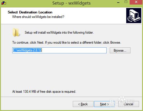 使用CodeBlocks软件wxWidgets的编译教程