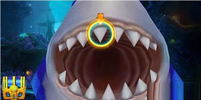 捕鱼达人3鲨鱼来袭怎么玩,找牙齿有什么技巧