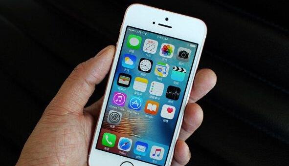 iPhone SE怎么装卡