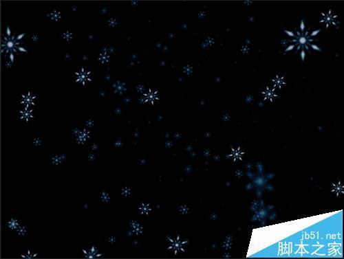 可爱雪景,After Effects怎么给视频做下雪效果? ae给视频做特效的教程