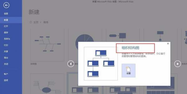 excel怎么结合visio制作带有照片的组织结构图呢?