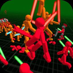 火柴人模拟战争