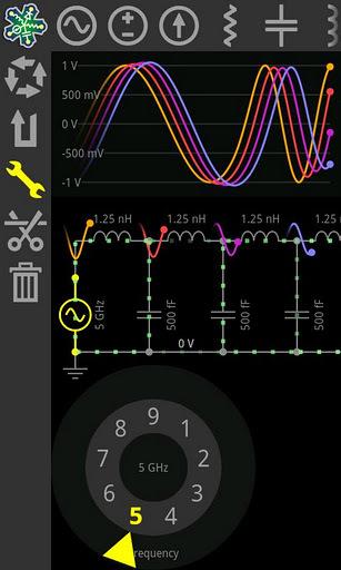 电子电路模拟器 EveryCircuit Full软件截图0
